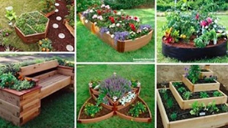 À court d\'idées pour exposer vos fleurs à l\'extérieur? Voici ...